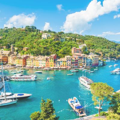 Blumenriviera              Italiens           ursprünglicher Charme